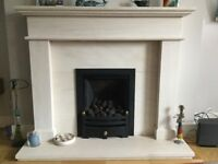 Balmoral Marble Fireplace