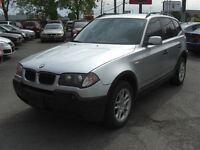 2004 BMW X3 2.5i *Rare Manual*