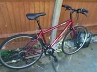 mans hybrid bike