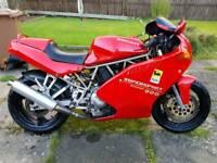 1993 Ducati 900ss