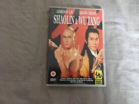 shaolin & wu-tang (dvd) - Gordon Liu, Adam Cheng