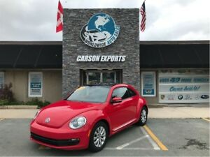 2014 Volkswagen Beetle Coupe WOW SHARP BUG 1.8T! FINANCING AVAIL