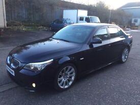2007 BMW 520d M Sport Lci facelift fsh 2keys read add (320d A3 a4 Leon Golf Passat cc Jetta type r)