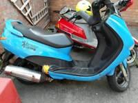 Peugeot Elyseo 125cc