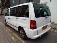 MERCEDES-BENZ VITO ** 2.2 CDI TRAVELINER ** 8 SEATS ** DIESEL ** ONLY 2600 **