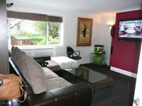 LOVELY GROUND FLOOR 2 BED FLAT WITH FRONT AND REAR GARDEN IN OXGANGS AV