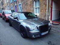 Stunning modified 300c with 12 months MOT and mutilple features.