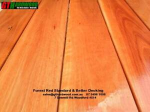 Tweed Heads Forest Red Gum Hardwood Timber Decking