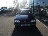 1997 VOLKSWAGEN GOLF 2.0 GTI 3d 114 BHP **** GUARANTEED FINANCE ****