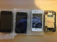 4x iPhone 3GS