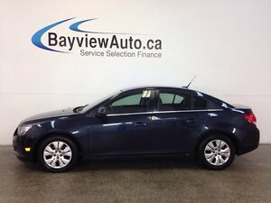 2014 Chevrolet CRUZE - TURBO! AUTO! A/C! REM START! CRUISE!