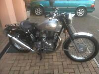 Royal Enfield 500cc Trials