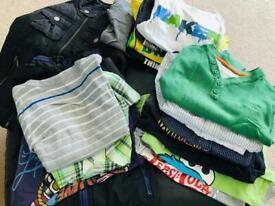 Boys clothes bundle - Aged 7-8