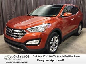 2013 Hyundai Santa Fe SE TURBO LOW KMS!!!
