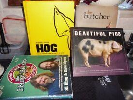 Pork Cookery Books