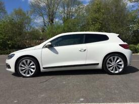 VW Scirocco 2010 170bh full leathers FVWSH