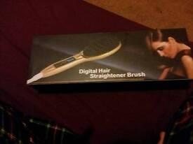 Hairbrush straithner