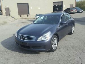 2007 Infiniti G35X luxury edition