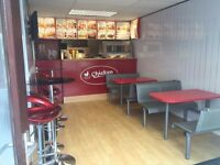 BUSINESS FOR SALE FAST FOOD/FRIED CHICKEN TAKEAWAY £17000 OVNO