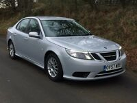 Late 2007 SAAB 9-3 1.9 Tid 150 bhp Linear SE manual 4dr trade in considered,credit cards accepted.
