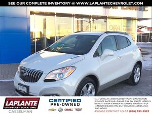 2015 Buick Encore Convenience FWD LOW KMS