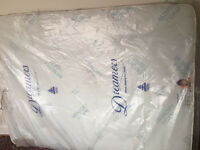 ***DOUBLE MATTRESS - BRAND NEW *** ORTHOPEDIC MEMORY FOAM RRP £699 DREAMERS BRAND QUICK SALE