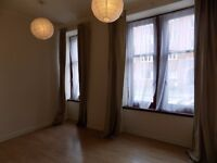 Price Drop: 1 bed, unfurnished flat in fantastic location on Dumbarton Rd - Available immediatley