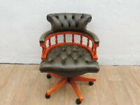 Captains chair wit yew frame (Delivery)