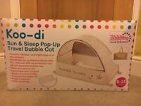 Koo-di Sun & Sleep Pop-Up Bubble Cot