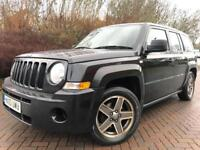 2010 Jeep Patriot 2.0CRD Sport Suv 4x4 Service History-Service Bills Long Mot
