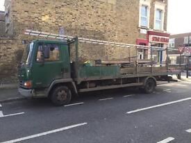 Scaffold lorry 7.5 ton