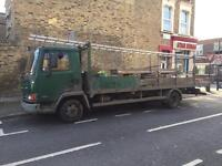 Scaffold lorry 7.5 ton