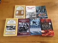 Various Newfoundland books