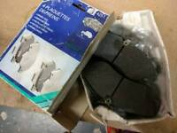 Peugeot boxer brake pads