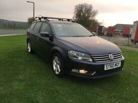 60 REG VOLKSWAGEN PASSAT 1.6 TDI BLUEMOTION TECH S 5DR-HISTORY INC TIMING BELT-CHEAP TAX-BLUETOOTH-