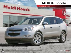 2011 Chevrolet Traverse 2LT AWD $151 Bi-Weekly PST Paid