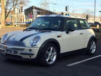 MINI COOPER 2004 (04 REG)*£1799*LOW MILES*LONG MOT*SERVICE HISTORY*WHITE*PX WELCOME*DELIVERY