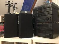 Sony Compact Hi-Fi stereo system LBT-D209CD