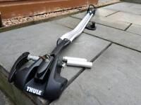 Thule 561 bike rack roof fork mount