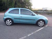 Vauxhall Corsa 1.2 (Long Mot)