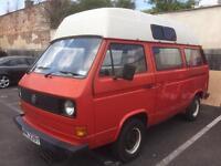 1983 Volkswagen T25 Camper Van
