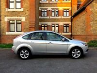 Ford Focus 1.6 ZETEC 5dr , Full 1 Year MOT , Full service History , Immaculate , Quick Sale £2995