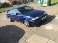 Rover 220 coupe tiger t top 11 mont mot 120k
