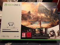 Xbox ons S 1 tb 2 games