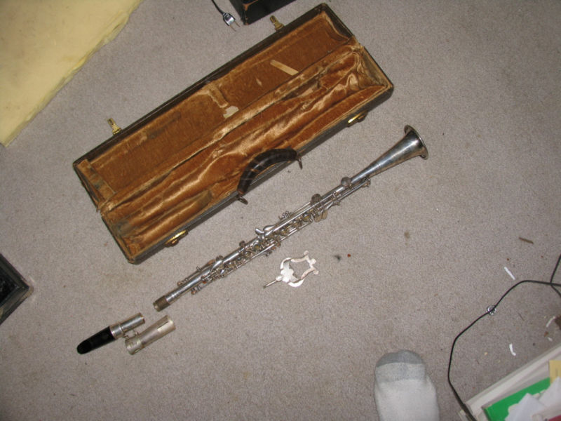 B C CADET Clarinet Case
