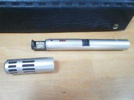 Sennheiser K3u condenser with ME40 cardioid capsule