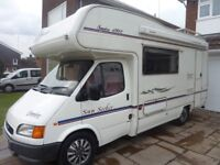 1999 T HERALD SQUIRE 400E FORD TRANSIT 2.5 TD