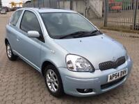 Toyota Yaris 1.3 VVT-i T Spirit 3dr SUNROOF EXCELLENT CONDITION