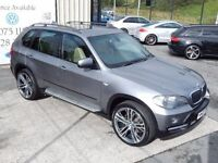 2007 BMW X5 3.0d SE Auto 7 SEATER( WARRANTY AND FINANCE AVAILABLE )