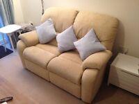 Matching G-Plan sofa and armchair